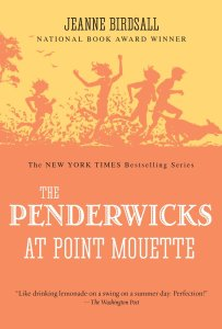 Penderwicks Point Mouette