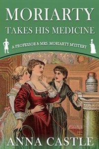 Moriarty takes his medicine