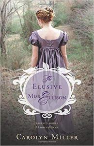 Elusive Miss Ellison