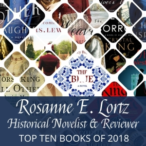 Top Ten Best Books 2018 Badge