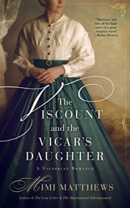 Viscount and the Vicar's Daughter