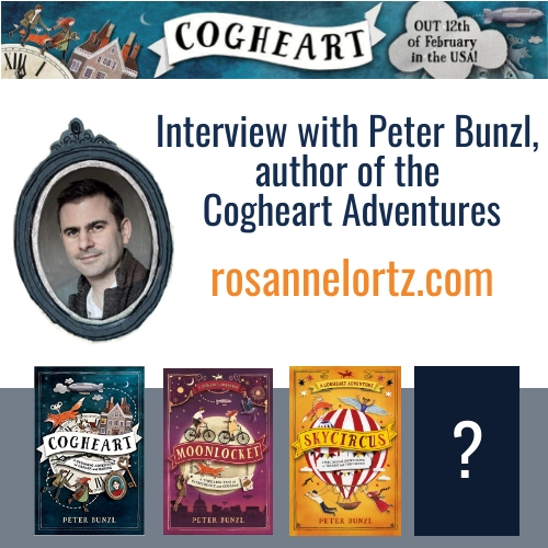 Peter Bunzl Interview