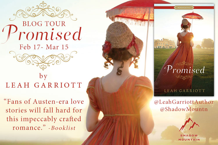 Promised Blog Tour Graphic